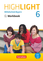 Highlight - Mittelschule Bayern - Cover