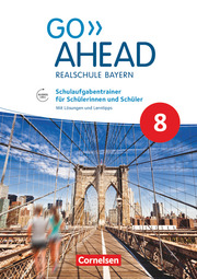 Go Ahead - Realschule Bayern 2017 - Cover