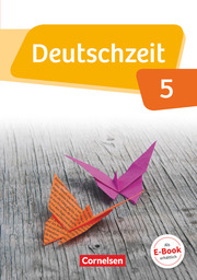 Deutschzeit - Allgemeine Ausgabe - Cover