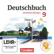 Deutschbuch Gymnasium - Berlin, Brandenburg, Mecklenburg-Vorpommern, Sachsen, Sachsen-Anhalt und Thüringen - Cover