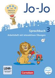 Jo-Jo Sprachbuch - Allgemeine Ausgabe - Neubearbeitung 2016 - Cover