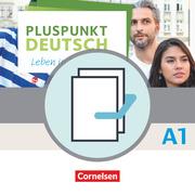 Pluspunkt Deutsch - Leben in Deutschland - Allgemeine Ausgabe - Cover