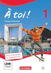 À toi ! - Vierbändige Ausgabe - Cover