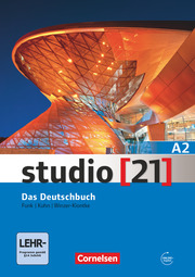 Studio [21] - Grundstufe - Cover