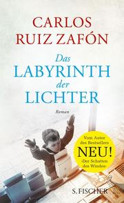 Das Labyrinth der Lichter - Cover