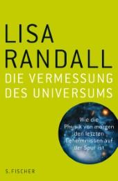 Die Vermessung des Universums - Cover