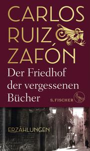 Der Friedhof der vergessenen Bücher - Cover