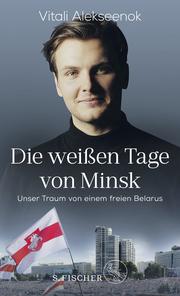 Die weißen Tage von Minsk - Cover
