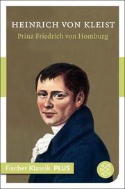 Prinz Friedrich von Homburg - Cover