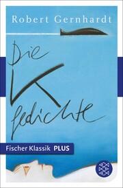 Die K-Gedichte - Cover