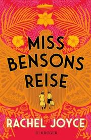 Miss Bensons Reise - Cover