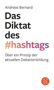 Das Diktat des Hashtags - Cover