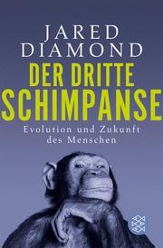 Der dritte Schimpanse - Cover