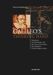 Galileo's Thinking Hand