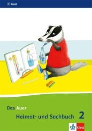 Das Auer Heimat- und Sachbuch 2. Ausgabe Bayern - Cover