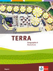 TERRA Geographie 9. Ausgabe Bayern Realschule - Cover