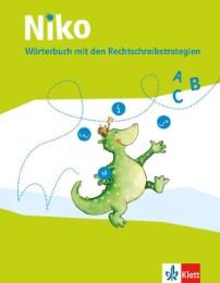 Niko Wörterbuch mit den Rechtschreibstrategien - Cover