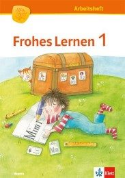 Frohes Lernen 1. Ausgabe Bayern - Cover