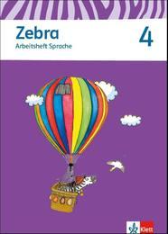 Zebra 4 - Cover