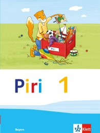 Piri 1. Ausgabe Bayern - Cover