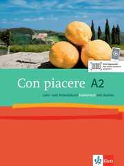 Con piacere A2 - Cover