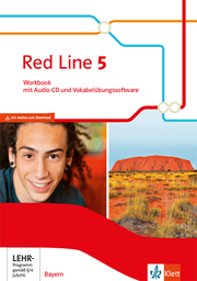Red Line 5. Ausgabe Bayern - Cover
