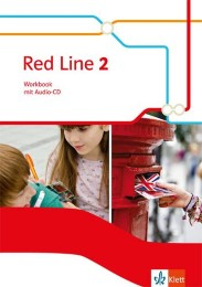 Red Line 2 - Cover