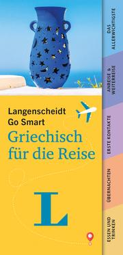 Langenscheidt Go Smart - Griechisch für die Reise - Cover