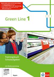 Green Line 1. Ausgabe Bayern - Cover