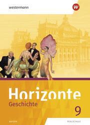 Horizonte - Geschichte: Ausgabe 2018 für Realschulen in Bayern - Cover