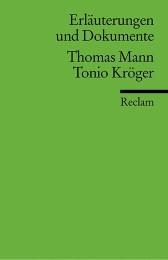 Thomas Mann, Tonio Kröger