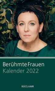 Berühmte Frauen 2022 - Cover