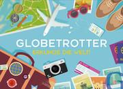 Globetrotter - Erkunde die Welt! - Cover