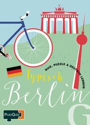 PuzzQuiz - Typisch Berlin - Cover