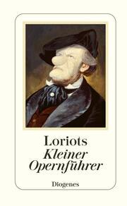Loriot's Kleiner Opernführer - Cover