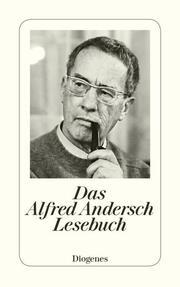 Das Alfred Andersch Lesebuch