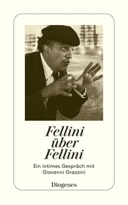 Fellini über Fellini - Cover