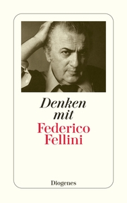Denken mit Federico Fellini - Cover