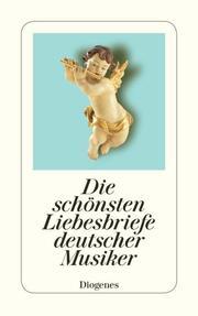 Die schönsten Liebesbriefe deutscher Musiker - Cover