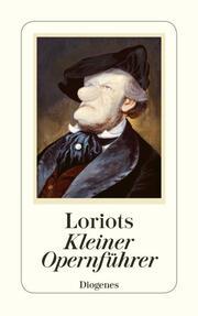Loriots kleiner Opernführer - Cover