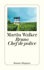Bruno, Chef de police - Cover
