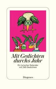 Mit Gedichten durchs Jahr - Cover