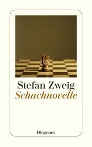 Schachnovelle - Cover