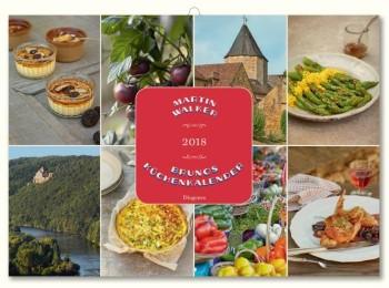 Brunos Küchenkalender 2018 - Cover