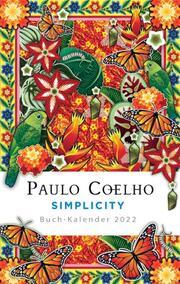 Simplicity - Buch-Kalender 2022 - Cover