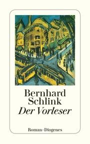 Der Vorleser - Cover