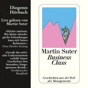 Business Class - Cover