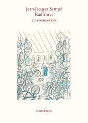 Postkartenbuch - Radfahrer - Cover