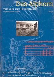 Das Alphorn - Cover