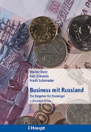Business mit Russland - Cover
